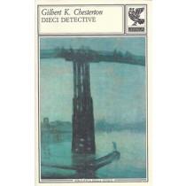 Chesterton Gilbert K., Dieci detective, Guanda, 1988
