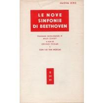 Chop Max, Le nove sinfonie di Beethoven, Mondadori, 1953