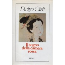 Citati Pietro, Il sogno della camera rossa, Rizzoli, 1986