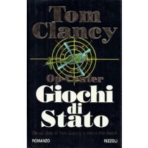 Tom Clancy, Steve Pieczenik, Op-Center. Giochi di Stato, Rizzoli, 1998