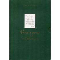 Colloredo Ermes di, Versi e prose, Arti Grafiche Friulane, 1994