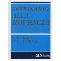 Coppo Luigi (a cura di), Dizionario alla rovescia, Selezione dal Reader's Digest, 1992
