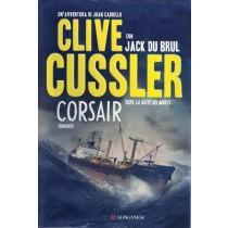 Cussler Clive, Du Brul Jack, Corsair, Longanesi