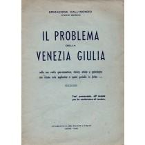 Dall'Isonzo Ermacora (Vinicio Bombig), Il problema della Venezia Giulia, Del Bianco, 1946
