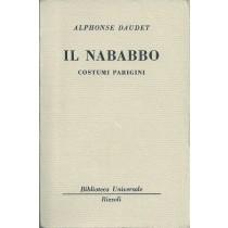 Daudet Alphonse, Il nababbo. Costumi parigini, Rizzoli