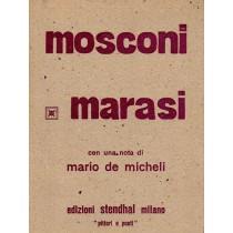 Mosconi Marasi, Stendhal, 1964