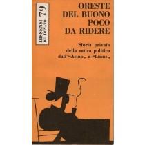 Del Buono Oreste, Poco da ridere, De Donato, 1976