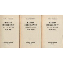 Dickens Charles, Martin Chuzzlewit (3 voll.), Rizzoli, 1963