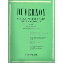 Duvernoy, Scuola preparatoria della velocità Op. 276, Ricordi