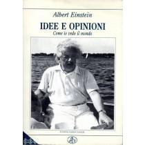 Einstein Albert, Idee e opinioni, Il Cigno Galileo Galilei, 1990