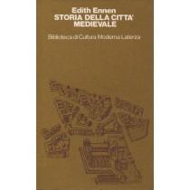 Ennen Edith, Storia della città medievale, Laterza, 1975