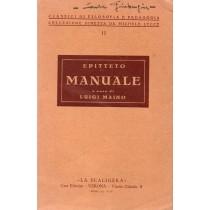 Epitteto, Manuale, La Scaligera, 1940
