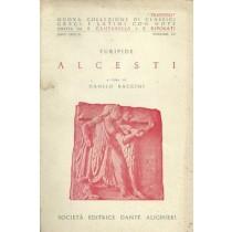 Euripide, Alcesti, Società Editrice Dante Alighieri, 1968