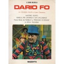 Fo Dario, Il teatro politico, Mazzotta, 1977