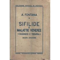 Fontana Arturo, Sifilide e malattie veneree, Utet, 1942