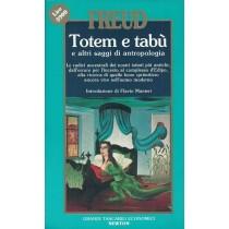 Freud Sigmund, Totem e tabù e altri saggi di antropologia, Newton Compton, 1992