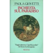 Giovetti Paola, Inchiesta sul paradiso, Rizzoli, 1986