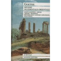 Goethe Johann Wolfang, Divano occidentale - orientale, Sansoni, 1990