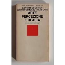 Gombrich Ernst H., Hochberg Julian, Black Max, Arte percezione e realtà, Einaudi, 1978