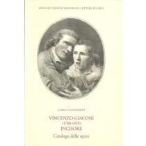 Gosparini Lorella, Vincenzo Giaconi (1760-1829) Incisore, Istituto Veneto di Scienze, Lettere ed Arti