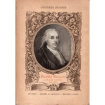 Gradara Costanza, Pietro Bracci scultore romano 1700-1773, Alfieri & Lacroix, s.d. (1920)