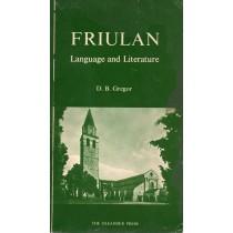 Gregor D.B., Friulan Language and Literature, The Oleander Press, 1975