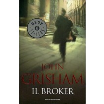 Grisham John, Il broker, Mondadori