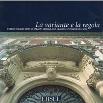 Gron Silvia (a cura di), La variante e la regola. L'opera di Carlo Ceppi da Palazzo Ceriana alla Grande Esposizione del 1898, ERSEL, 2003