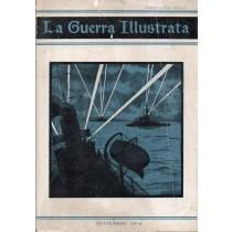 La guerra illustrata. Pubblicazione mensile. Settembre 1918, Istituto Italo - Britannico, 1918