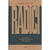 Haley Alex, Radici, Rizzoli, 1977