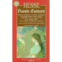 Hesse Hermann, Poesie d'amore, Newton Compton, 1989