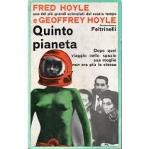 Hoyle Fred, Hoyle Geoffrey, Quinto pianeta, Feltrinelli, 1965