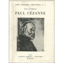 Iavorskaia Nina, Paul Cézanne, Hoepli, 1944