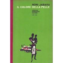 Jabavu Noni, Il colore della pelle, Mondadori, 1961