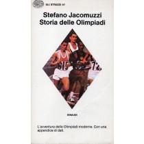Jacomuzzi Stefano, Storia delle Olimpiadi, Einaudi, 1976