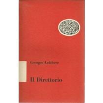 Lefebvre Georges, Il Direttorio, Einaudi, 1952