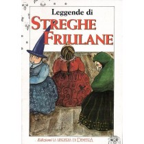 Del Fabro Adriano, Leggende di streghe friulane, Demetra, 1995