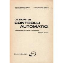 Lepschy Antonio, Ruberti Antonio, Lezioni di controlli automatici, Siderea, 1967