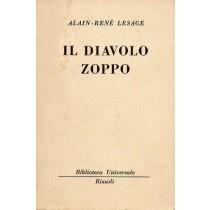 Lesage Alain-René, Il diavolo zoppo, Rizzoli, 1956