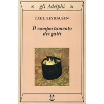 Leyhausen Paul, Il comportamento dei gatti, Adelphi, 2001