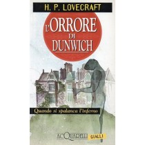 Lovecraft H.P., L'orrore di Dunwich, Demetra, 1995