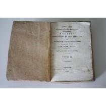 Loukianou / Luciani / Luciano di Samosata, Ta szomena kai pheromena / Quae extant et quae feruntur, ad optimorum librorum lectiones, Carolus Tauchnitius, 1847