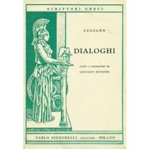 Luciano, Dialoghi. Scelti e commentati da Giovanni Buscema, Signorelli, 1956