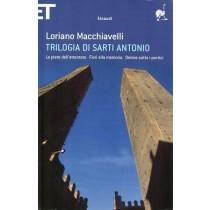 Macchiavelli Loriano, Trilogia di Sarti Antonio, Einaudi, 2009