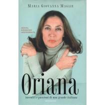 Maglie Maria Giovanna, Oriana, Mondadori, 2006