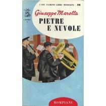 Marotta Giuseppe, Pietre e nuvole, Bompiani