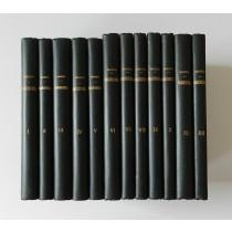 Massa Giovanni, Trattato di ragioneria (12 voll.), Amministrazione del Monitore dei Ragionieri, 1912-1914