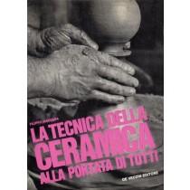Massara Filippo, La tecnica della ceramica alla portata di tutti, De Vecchi, 1968
