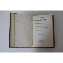 Matscheg Antonio, Lezioni di storia universale. Medio Evo, Tipografia Emiliana