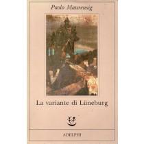 Maurensig Paolo, La variante di Luneburg, Adelphi, 1993